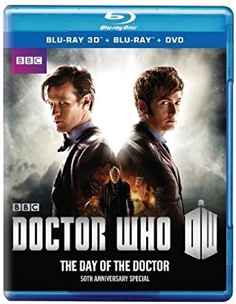 Doctor Who 50th Anniversary Special: The Day of the Doctor (Blu-ray 3D / Blu-ray / DVD Combo) by BBC Home Entertainment by Various