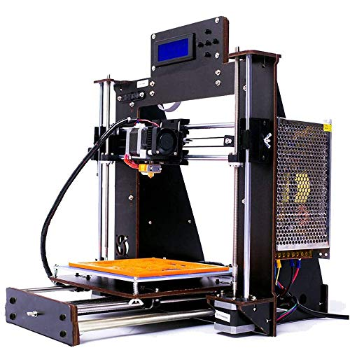 Alta Precisione e Stampa Veloce Stampante 3D A10s Stampante Con Filamento Di Stampante 3D ABS // PLA da 1.75 mm 200mm//s -Win-tinten Stampante 3D Prusa A10s Stampante 3D Fai Da Te