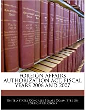 foreign affairs authorization act
