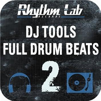 DJ Tools: Full Drum Beats, Vol. 2