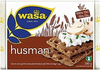 Wasa Husman - Pan Crujiente De Centeno 260g