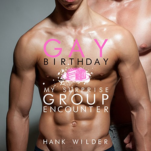 Gay Birthday audiobook cover art