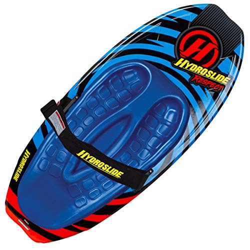 Hydro Slide Respect Feathercore Kneeboard, Black, One Size