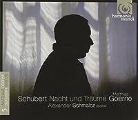 Nacht Und Traume-Matthias Goerne Schubert Edition