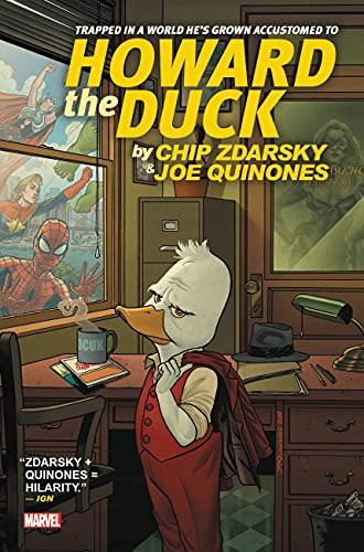 Howard the Duck by Zdarsky & Quinones Omnibus (Howard the...
