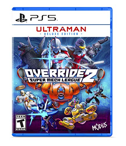 Override 2: Deluxe Edition (輸入版:北米) - PS5