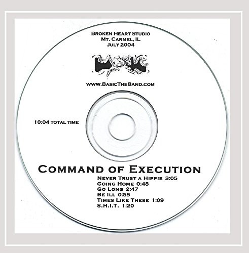 Command of Execution