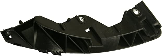 Bumper Bracket compatible with Infiniti G35 07-08 G37 09-12 Front Stiffener Bumper Side Sedan Plastic Right Side