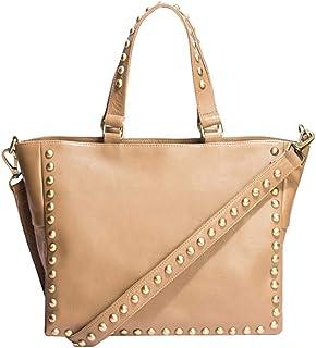 Studded Hand Bag Women's Handbags