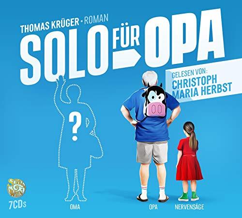 Couverture de Solo für Opa
