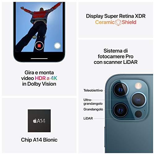 Novità Apple iPhone 12 Pro Max (256GB) - Argento