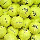 Links Choice 12 palline da golf colorate Giallo