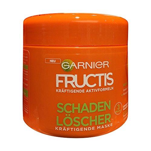 Garnier Fructis Kur Schaden Loescher Maske Dose 300 ml