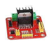 UEETEK L298N doppio H Ponte DC Stepper Motor Driver modulo Controller scheda per Arduino...