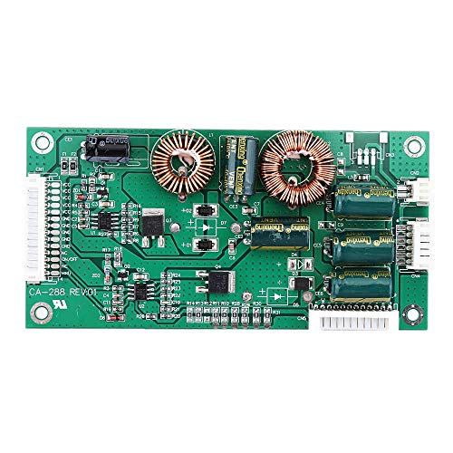 YINCHIE Mukuai54 Universal 26-55 Pulgadas LCD LCD TV retroiluminación Tablero de Controlador TV Booster Constant Stream Stream Module Highschool Tarjeta de Voltaje Bricolaje