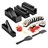 dailylime Sushi Maker Kit, 10 pezzi Sushi Set Beginners, Sushi Maker Kit, DIY Sushi Set, Sushi Maker...