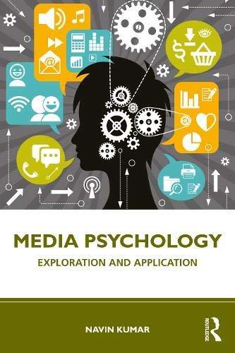 Media Psychology: Exploration and Application (English Edition)