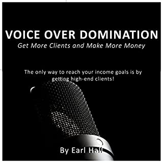 Voice Over Domination audiobook cover art