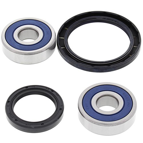 All Balls Front Wheel Bearing Kit 25-1585 Compatible With/Replacement For Triumph Bonneville 2006-2008, Bonneville EFI 2009-2016, Thruxton 900 2004-2008 -  All Balls Racing