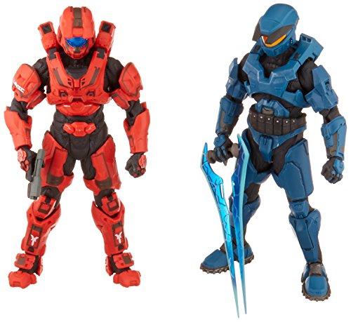 Kotobukiya MAY152430 Halo: Mjolnir Mark V and Mark VI Deluxe Two-Pack ArtFX+ Statue