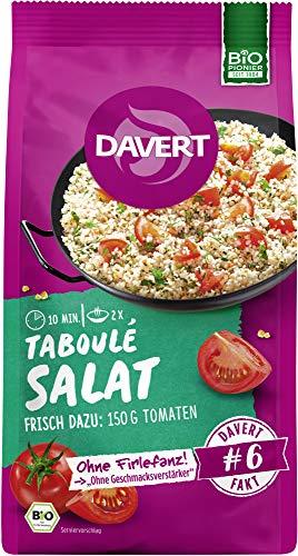 Davert Bio Taboulé Salat (2 x 170 gr)