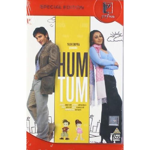 Hum Tum (2004) - Saif Ali Khan - Rani Mukherjee - Bollywood - Indian Cinema - Hindi Film [DVD] [NTSC] [Edizione: Regno Unito]