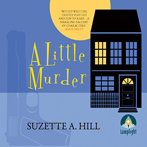 A Little Murder audiobook cover art