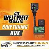 Micro-Chiptuning für BMW 1er (E81/E82/E87/E88) 118d 143 PS Tuningbox mit Motorgarantie