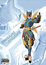 Great Eastern Entertainment Tiger and Bunny Origami Cyclone Wall Scroll, 33 by 44-Inch