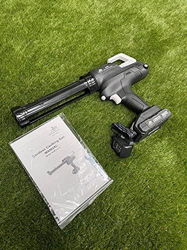 Cordless Caulking/Sealant Gun 18v Lithium Battery AGM