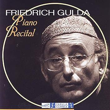 Piano Recital - Friedrich Gulda