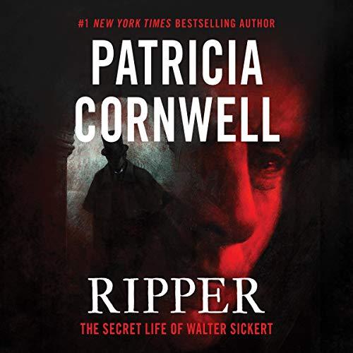 Ripper audiobook cover art