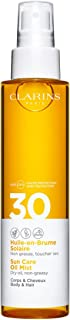 Clarins Sun Care UVA/UVB 30 Oil-in-Mist for Body & Hair, 150 ml