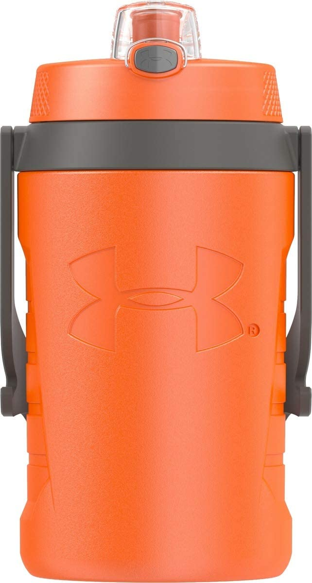 Under Armour Sideline 64 Ounce Water Jug Red