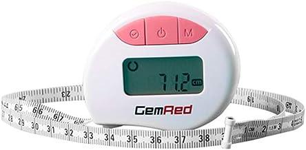 Fita métrica digital Lasamot mede com precisão as circunferências das partes do corpo, exibição digital, grava resultados ...