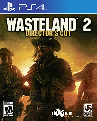 Wasteland 2 - Directors Cut PS4 [