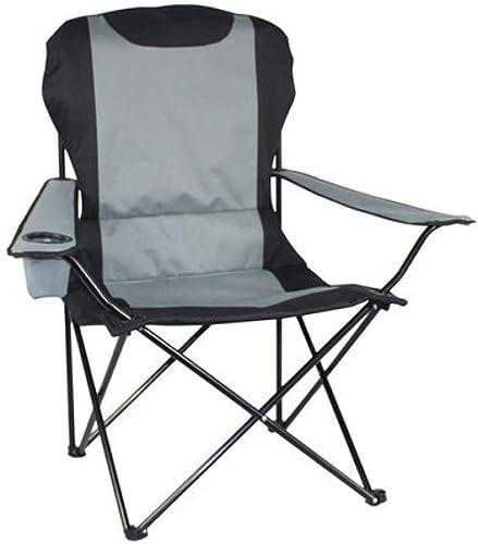 LIUQIAN Chaises de Camping Chaise Pliante en Plein air Grand Fauteuil de Plage Camping Portable Plus Chaise de Coton Loisir pêche