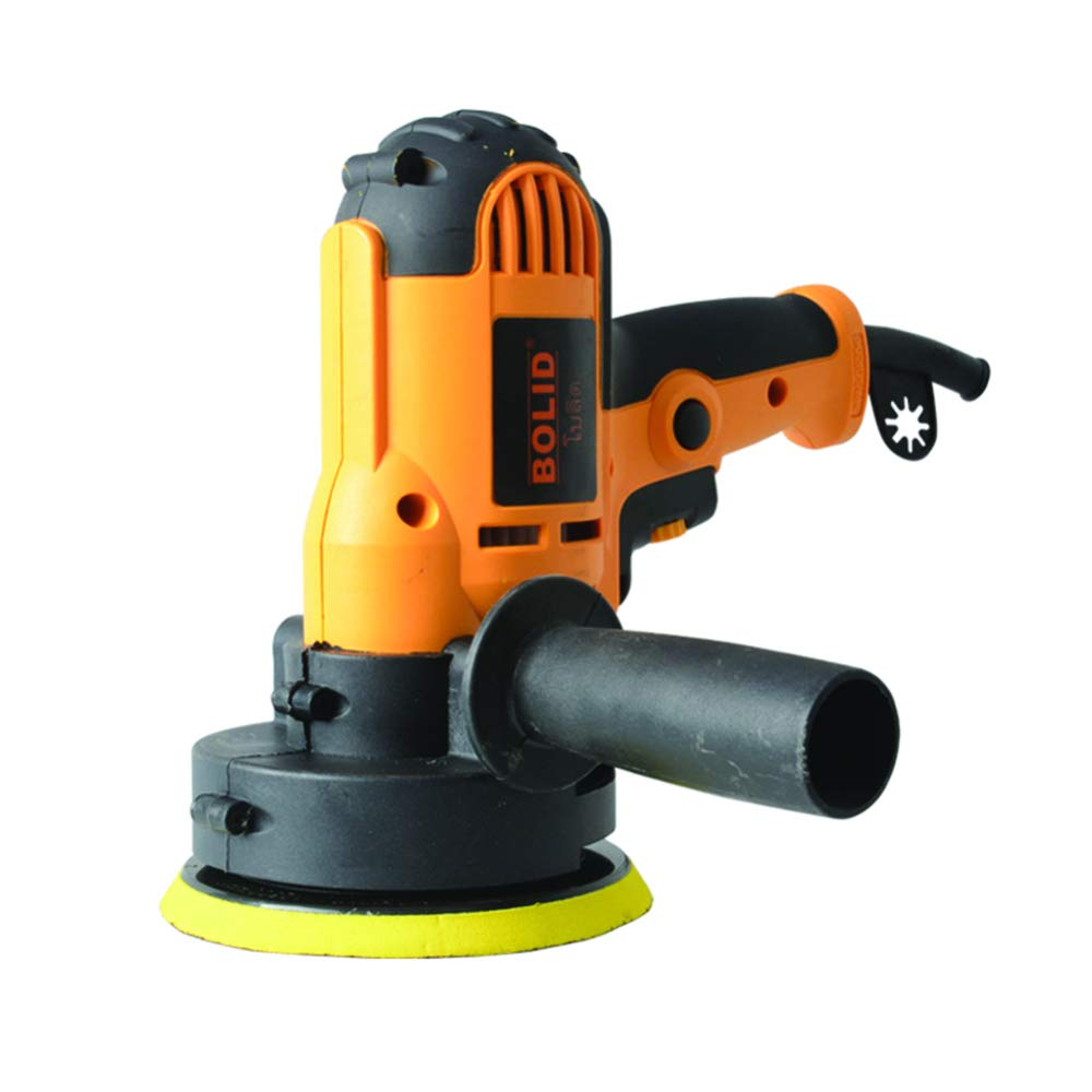 Black Cabinets Dyna-living 2 Inch /& 3 Inch Mini Orbital Sander Air Dual Action Sander Air Polisher Super Smooth and Swirl Freely for Auto Body Work Furniture