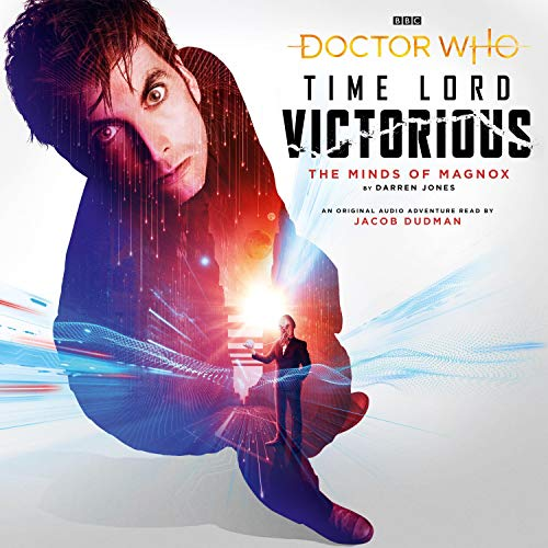Doctor Who: The Minds of Magnox: Time Lord Victorious
