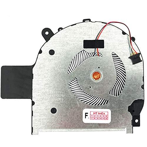Lüfter Kühler Fan Cooler kompatibel für HP Pavilion X360 15-cr0001ng, 15-cr0100ng, 15-cr0402ng, Pavilion X360 15-cr0002ng, 15-cr0301ng, 15-cr0403ng