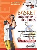 Basket entrainement des jeunes