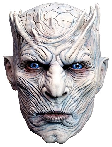 Générique Mahal796 Night 'S King - Máscara de látex para Adulto, Talla única