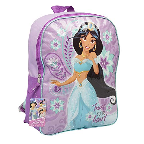 Aladdin Princess Jasmine 'Trust Your Heart' 15in Backpack