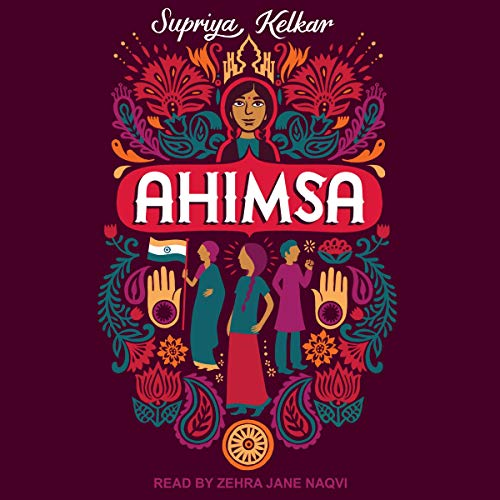 Ahimsa cover art