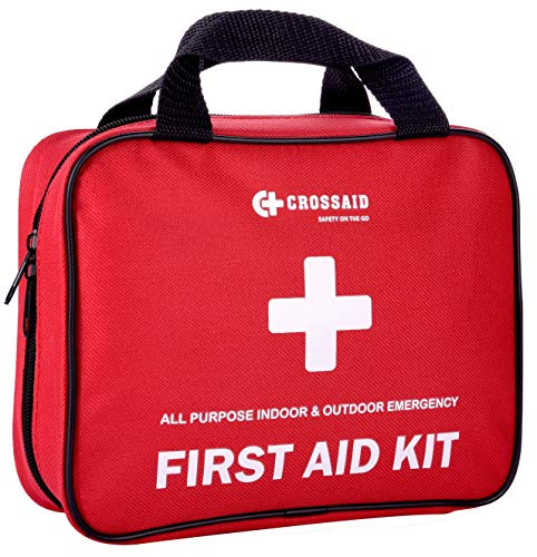 Emergency Survival First Aid Kit - 160 Pcs