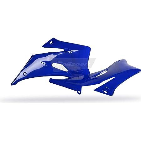 Polisport Blue Radiator Scoops Body & Frame Parts Body Work ...