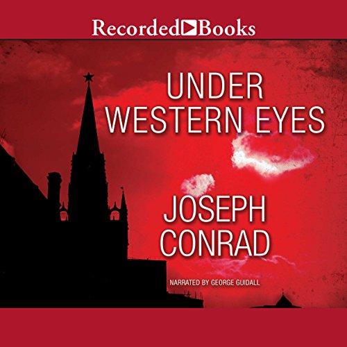 Under Western Eyes Audiobook By Joseph Conrad cover art