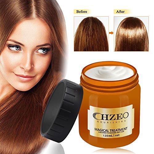 Maschera Repair rivitalizzante e illuminante per tutti i tipi di capelli, Maschera per capelli - 120 ml