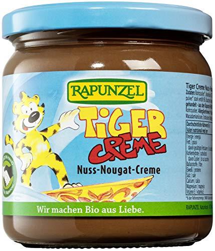Rapunzel Bio Tiger Creme, Nuss-Nougat-Creme HIH (2 x 400 gr)