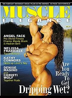 Denise Masino's Muscle Elegance Magazine Issue #7